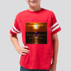 dream_tile01 Youth Football Shirt