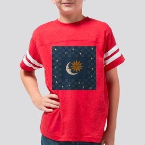 Starry Nite Queen Size Duvet Youth Football Shirt