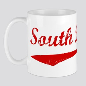 Red Vintage: South Dakota Mug