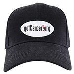 gotCancer.org Black Cap