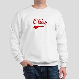 Red Vintage: Ohio Sweatshirt