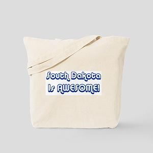 South Dakota is Awesome Tote Bag