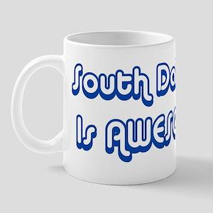 South Dakota is Awesome Mug