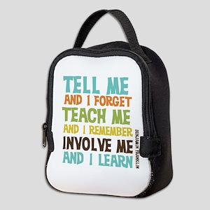 Involve Me Neoprene Lunch Bag