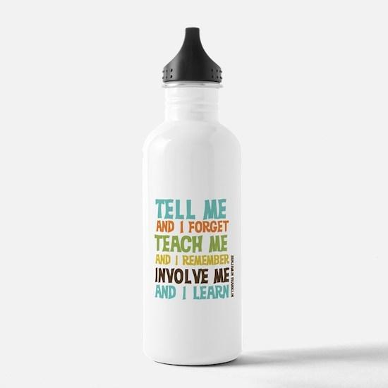 Involve Me Water Bottle