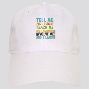 Involve Me Cap