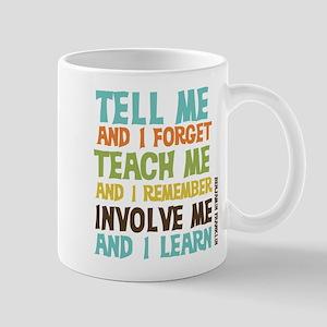 Involve Me Mug