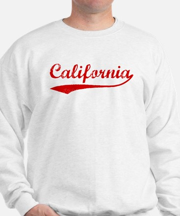 Red Vintage: California Sweater