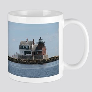 Rockland Light Lighthouse Mug
