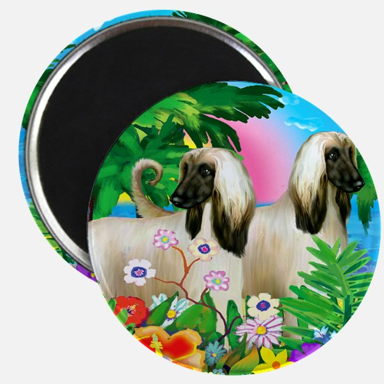 afghanhound3 copy Magnet