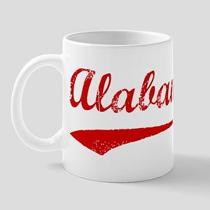 Red Vintage: Alabama Mug