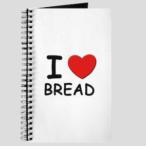 I love bread Journal
