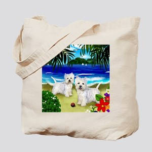 westiebeach 2copy Tote Bag