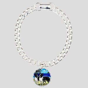 bostonsbeach copy Charm Bracelet, One Charm
