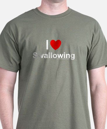 Swallowing T-Shirt