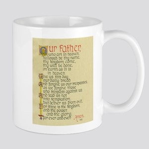 Lords Prayer2 Mug