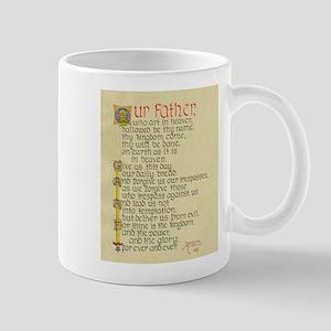 Lords Prayer2 Mug