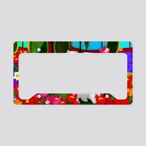 eskiprintlake License Plate Holder