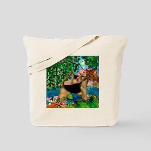 airdaleparadise copy Tote Bag