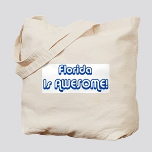 Florida is Awesome Tote Bag