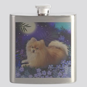 pomeranianmoon copy Flask