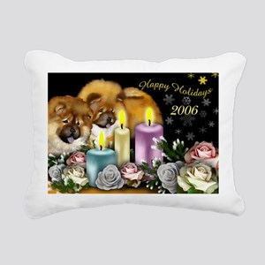 gc33 Rectangular Canvas Pillow