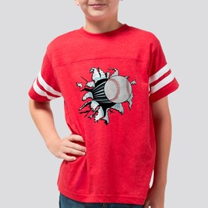 Baseball Youth Football Shirt