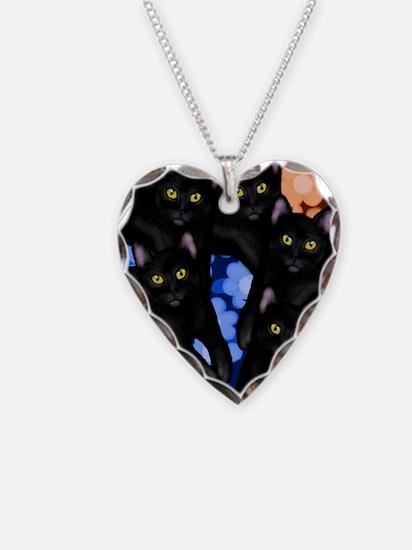 5blackcatslsc Necklace