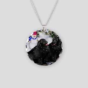 newfsvillage copy Necklace Circle Charm
