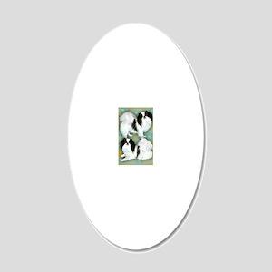 3JC copy 20x12 Oval Wall Decal