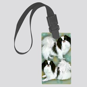 3JC copy Large Luggage Tag