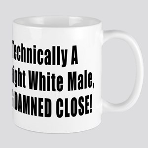 So far its not a crime to be a straight white male