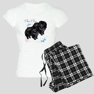 chowsflt copy Women's Light Pajamas