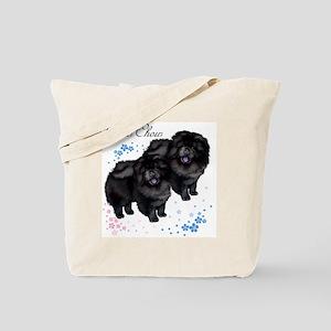 chowsflt copy Tote Bag