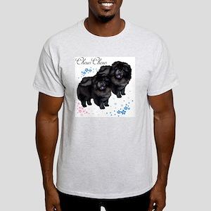 chowsflt copy Light T-Shirt