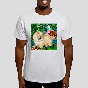 chowcream 4 copy Light T-Shirt