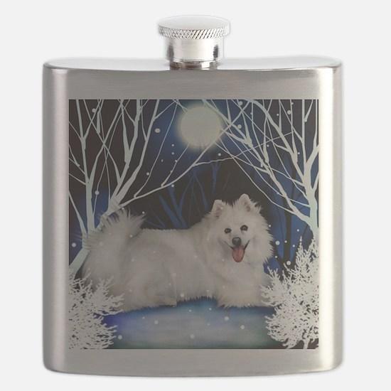 eskie snown copy Flask