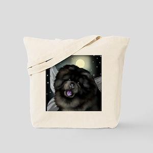 chowfairymoon copy Tote Bag