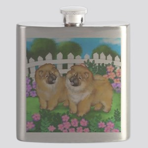 chow chow garden copy Flask