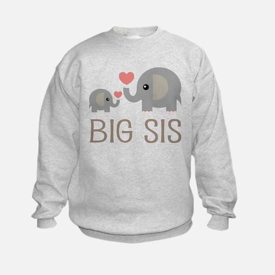 Lil Big Sis Sweatshirt