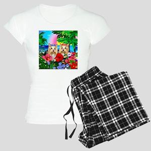 beachparadise yourkie Women's Light Pajamas