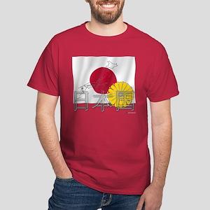 Flag of Nihon Koku / JP Dark T-Shirt