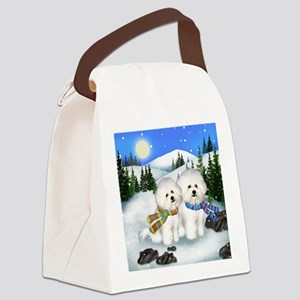 SD BF Canvas Lunch Bag