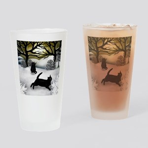 WS BCATS Drinking Glass