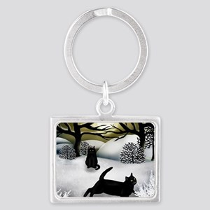 WS BCATS Landscape Keychain