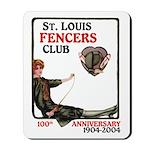 SLFC 100th Anniversary Mousepad