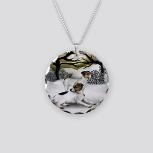 WS JRT Necklace Circle Charm