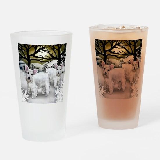 WS WS Drinking Glass