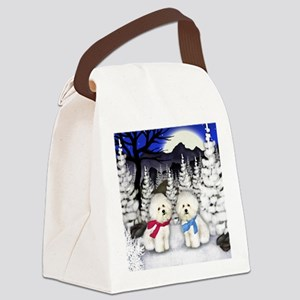 WN BF Canvas Lunch Bag