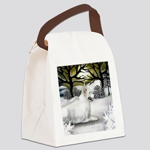 WS WGS Canvas Lunch Bag